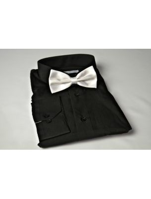 Рубашка черного цвета SE