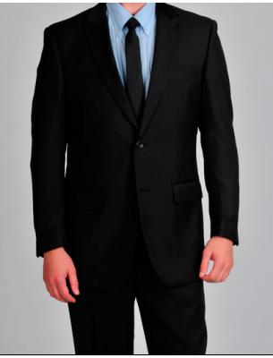 Мужской костюм черный SE