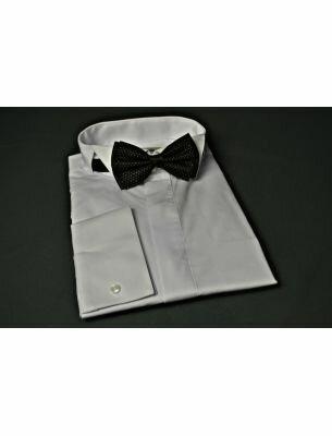 Рубашка белая под бабочку SE