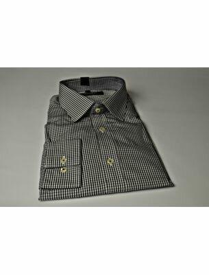 Купить мужскую рубашку в клетку SE