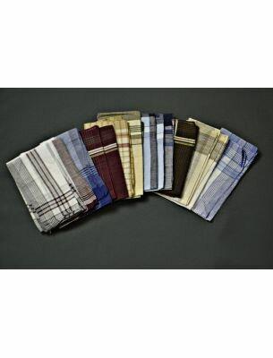 Носовые платки мужские SE код sen-706