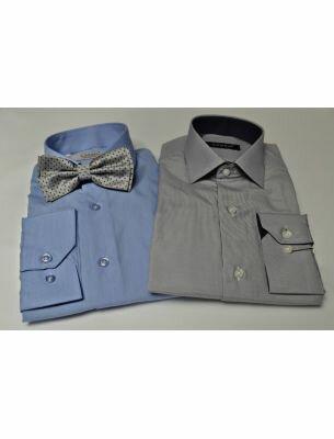 Мужская рубашка приталенная SE