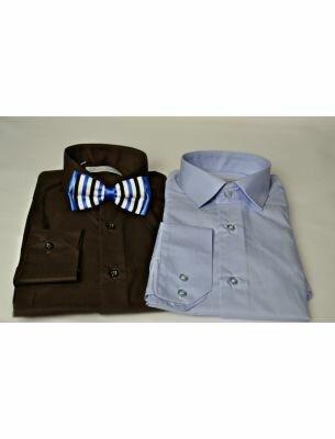 Рубашка мужская однотонная SE