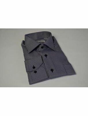 Мужская рубашка в мелкую клетку SE