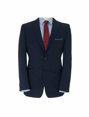 Мужской костюм полуночно-синего цвета Sergio Ellini