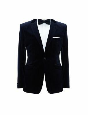 Пиджак тёмно-синего цвета Sergio Ellini