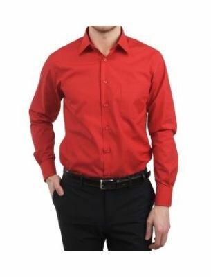 Яркая мужская рубашка SE