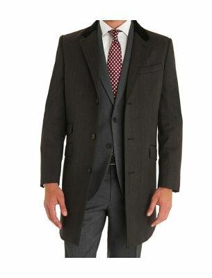 Мужское пальто коричневое SE
