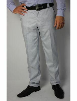 Светлые мужские брюки