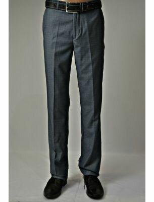 Мужские брюки красивого серого цвета