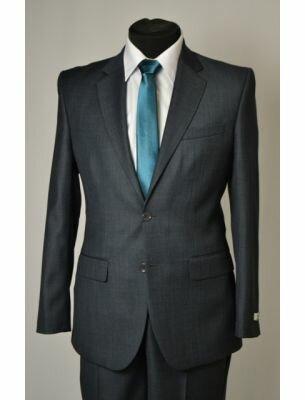Мужской пиджак серый