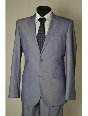 Пиджак мужской приталенный
