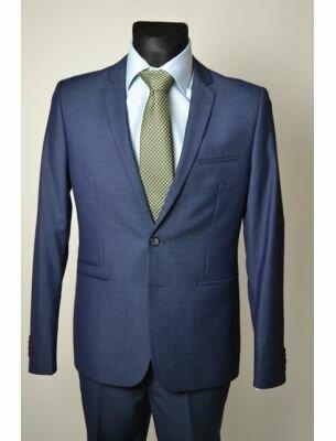 Мужской пиджак синий