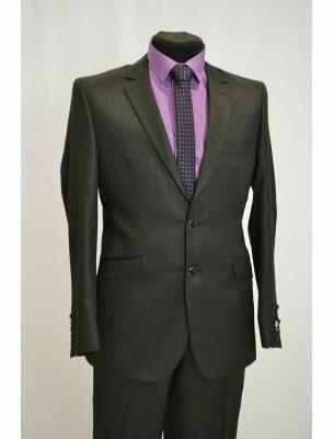 Пиджак классический серого цвета