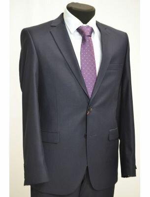 Мужской пиджак цвет холодный синий