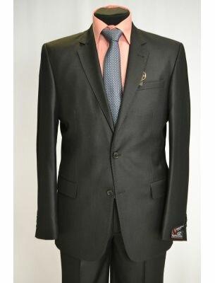 Пиджак мужской приталенный черного цвета
