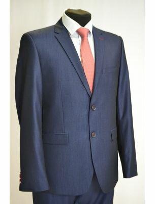 Пиджак мужской цвета берлинской лазури