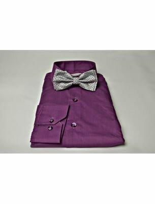 Рубашка SE фиолетовая