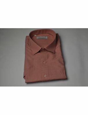 Рубашка с коротким рукавом красная