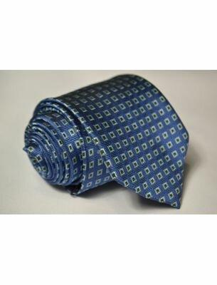 Голубой галстук Sergio Ellini